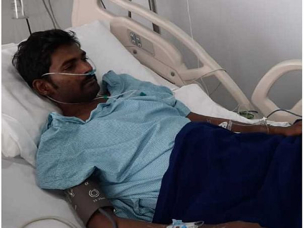 33 years old RAVIKANTH (My Husband) needs your help fight Dilated Cardiomyopathy