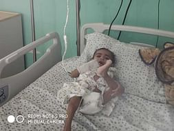 Help me to save my second son