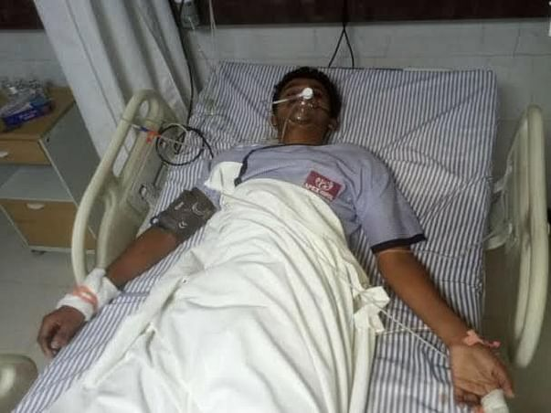 Help Avinash Recover From Cancer