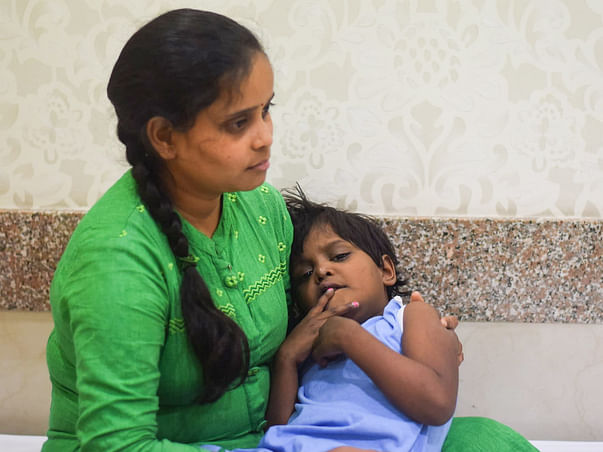 Abandoned By Husband, She Fights Alone To Save Her Daughter