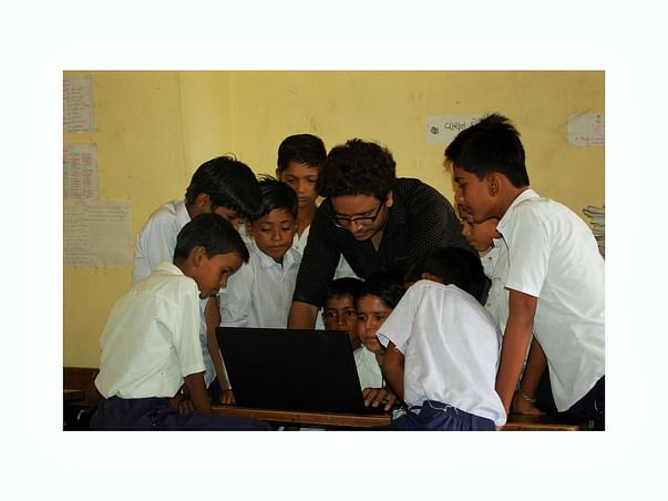 Help Us In Providing A Better Education To These Children