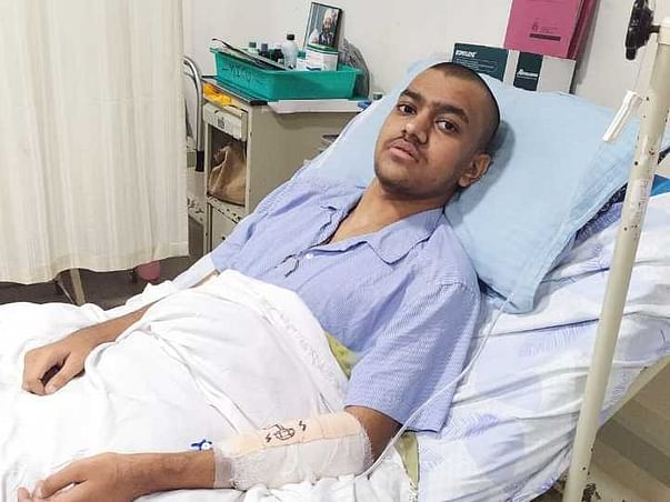 Kindly Help Mayur To Fight Blood Cancer