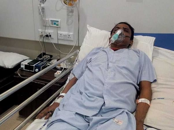 Help Post kidney transplant treatment and medication for Rakesh.