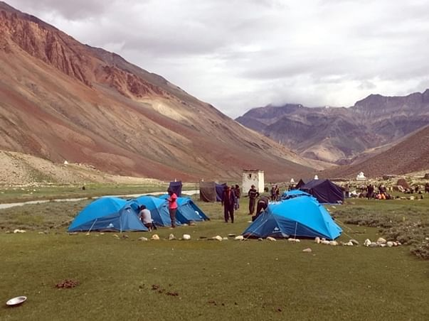 Help Rishabh Electrify A Remote Village In Ladakh- Let There Be Light!