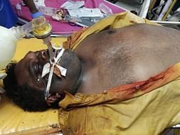 45 years old I.Elangovan Needs Your Help Fight Brain Haemorrhage