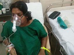 ANITHA fighting to cancer