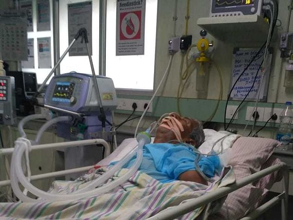 Support K R Desika Chari fight/recover from Traumatic Brain Injury