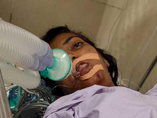 My Friend Anita Kumari Is Suffering From Head Injury, Help Her