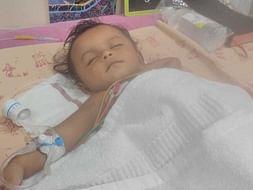 Help Sai Poojitha Survive