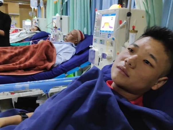 My Son Is Struggling With Kidney Failure, Help Him
