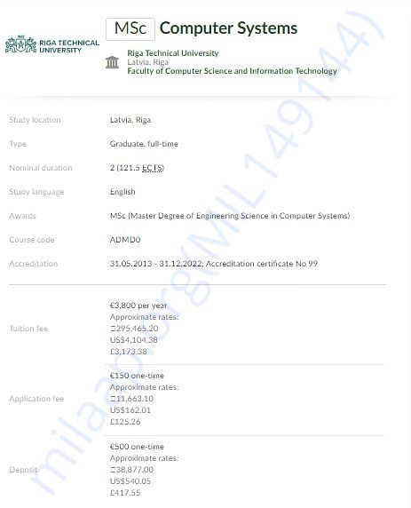 MSC Entry Form