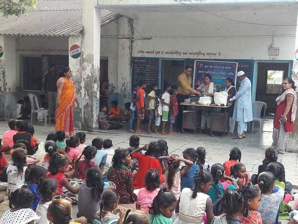 Help poor and needy people of tribal area for education and health