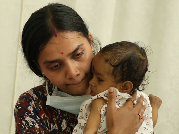 Help Sriansh Biswas to undergo Liver Transplant