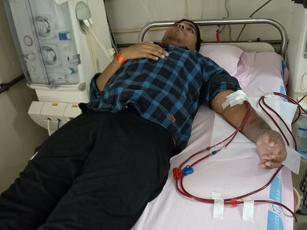 Please Support for Dialysis & Kidney Transplant