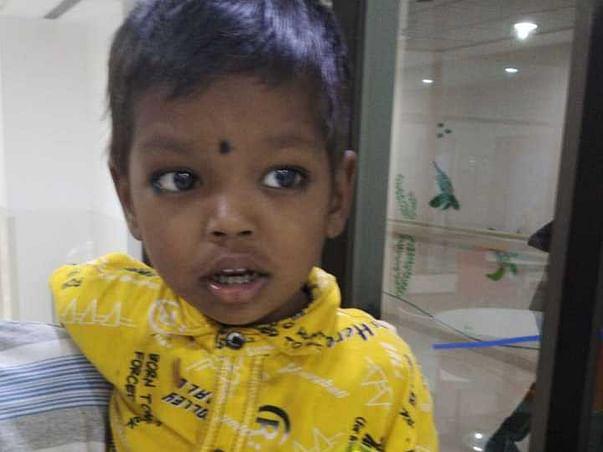 Help My Son Fight Bone Marrow Transplant