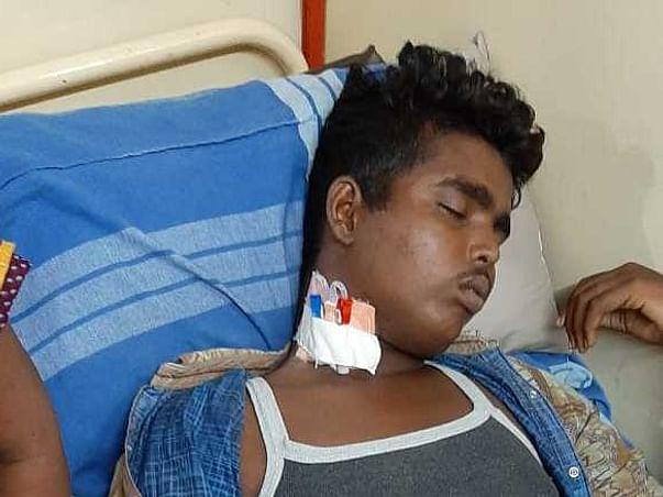 20 Years Old Neelakandan Needs Your Help To Fight Kidney Failure