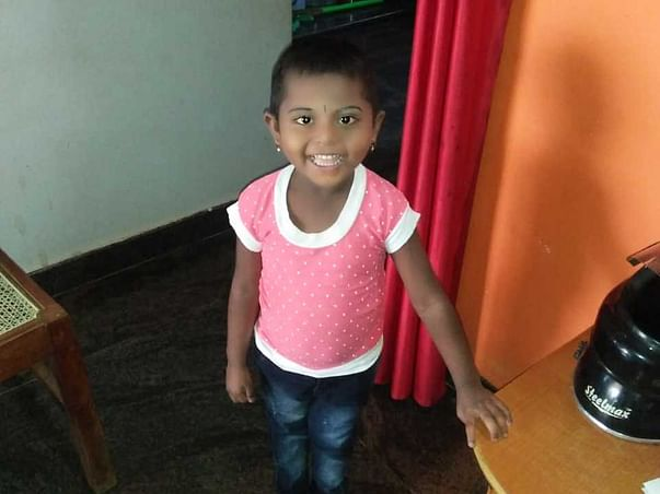 5 Years Old Punya Shree Needs Your Help Fight Liver Failure