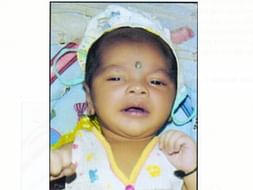 5 Months Old Harish Needs Your Help Fight Heart Problem