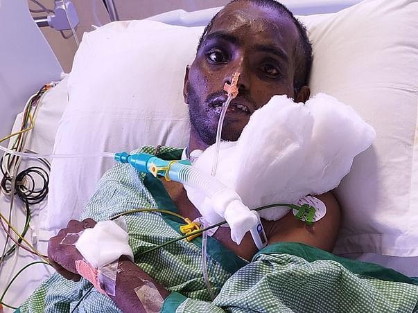 Help My Friend M Janaki Ram Recover From A Tragic Car Accident