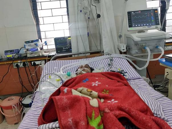 Support Sanchita Shil Recover From Pneumonia