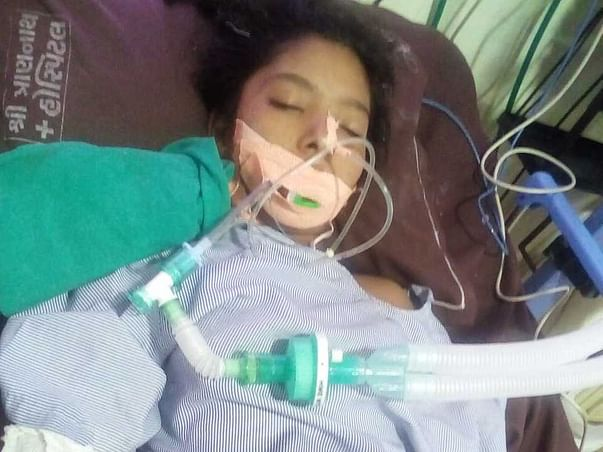 22 Years Old Gayatri Needs Your Help Recover From A Coma