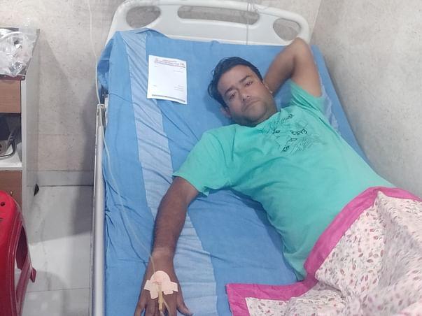 Help Manish Fight Cancer