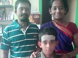 Help Widow Mother and 7 Years Child