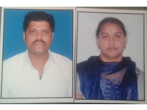 Help Raghavendra and Savitha Recover From Accident