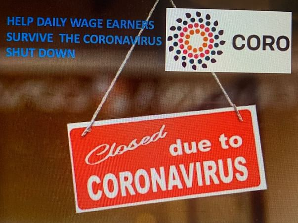 Help Daily Wage Earners hit by Coronavirus
