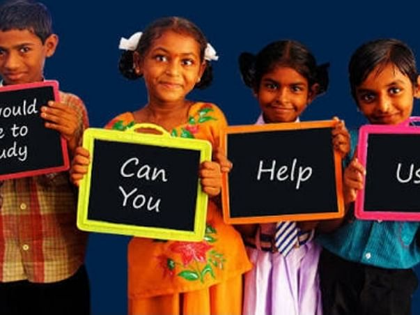 Help Me To Give Good Education For Poor And Homeless Children