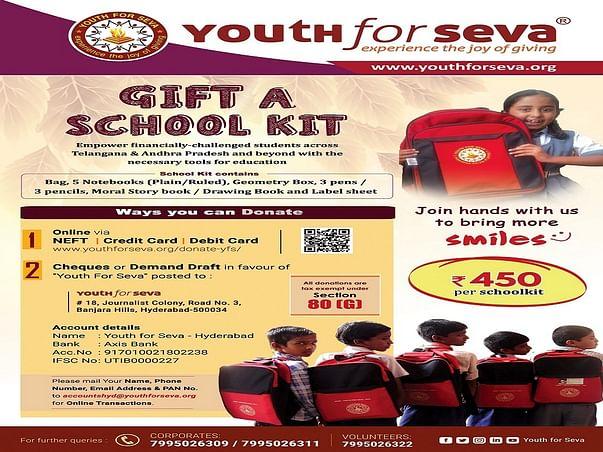 Gift A School Kit 2020