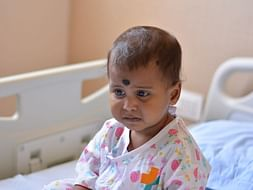 1 Year Old Sumit Mandal Needs Your Help Fight Congenital Heart Disease