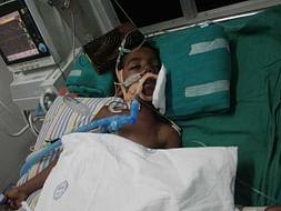 7 Years Old Jeevethprakal Needs Your Help Fight Meningoencephalitis