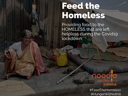 Help Feed The Homeless affected by COVID19