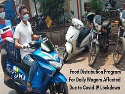 Help Daily Wage Earners / Poor / Homeless hit by CORONA