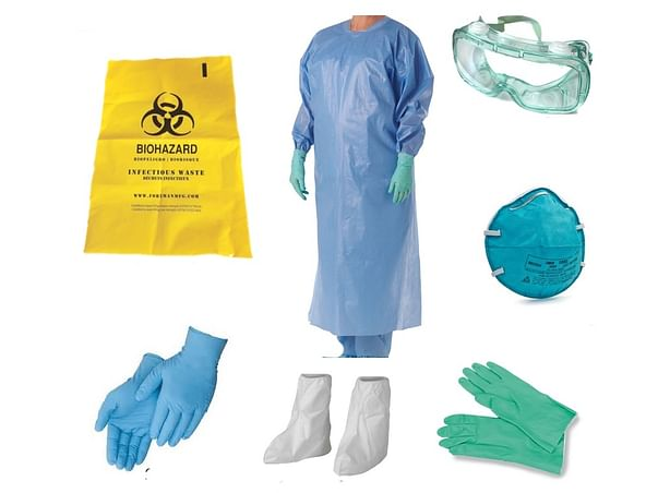 Healthcare Workers across India Need PPE Supplies