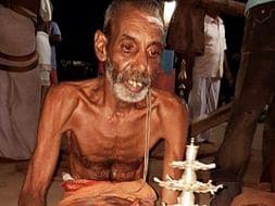 Help Temple servants in interior Tamil Nadu fight Covid lockdown