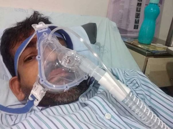 Support Kasiviswanathan To Recover From Lung Infection