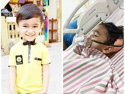 Please Help Keyaan to Fight Brain Cancer