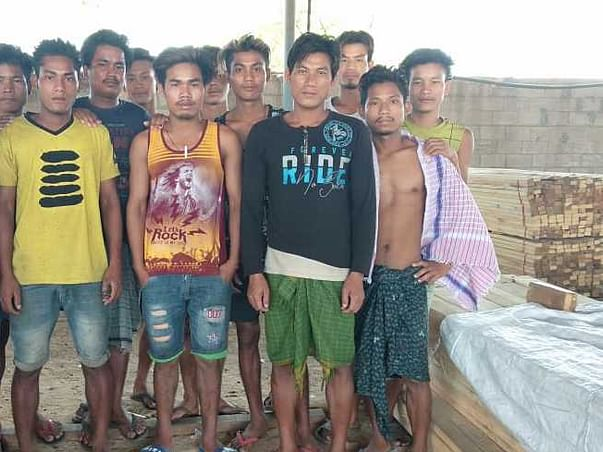 Help Stranded Northeastern Migrant Workers Hit By Covid-19 Pandemic
