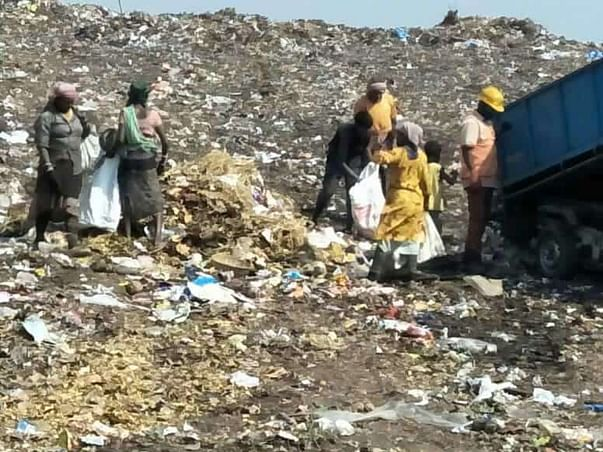 Help protect sanitation workers from Covid-19