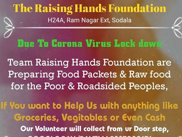 The Raising Hands Foundation