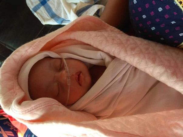 Help 2 Months Old Nirvi To Live