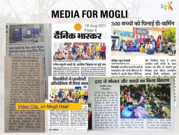 Media coverage of Mogli Group