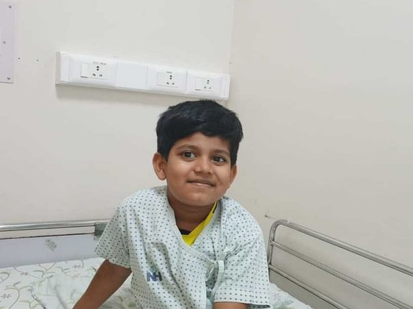 6 Years Old Rithvik Needs Your Help Fight Acute Lymphoblastic Leukemia (All)