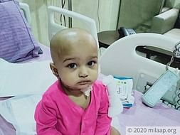 Help Srinidhi Fight Acute Lymphoblastic Leukemia