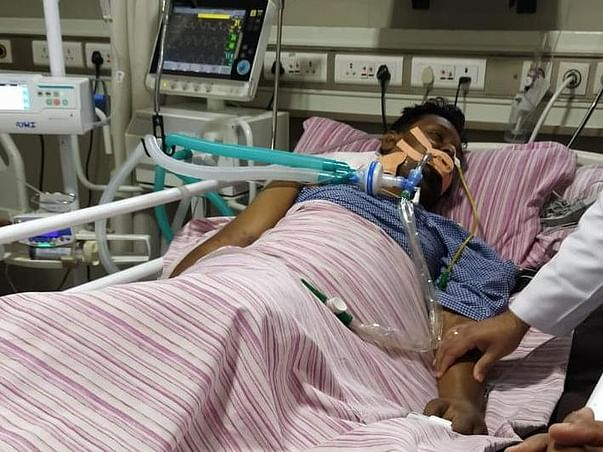 Vivek raj needs help for liver failure surgery