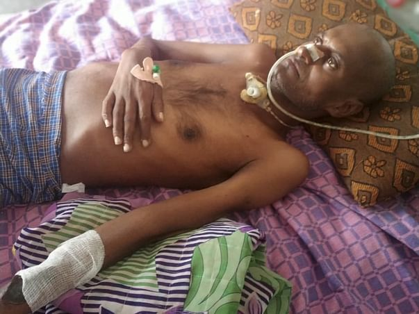 43 Years Old N Chandramouli  Fight for AIDP GUILLAIN BARRE syndrome