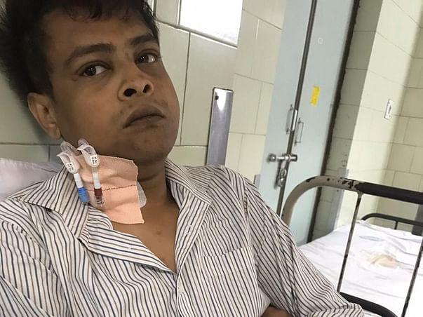32 Years Old Thomas Needs Your Help Fight Acute Kidney Disease