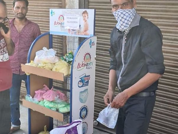 COVID19: Help Vishalakshi Foundation in feeding the hungry.